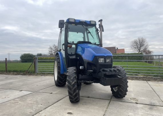 New Holland TCE 50 4wd