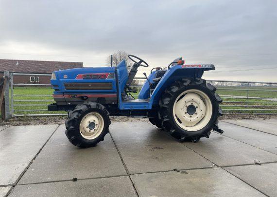 Iseki TA 247 4WD