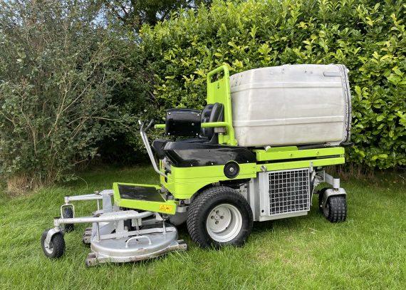 Grillo FD 1000 Dragon diesel